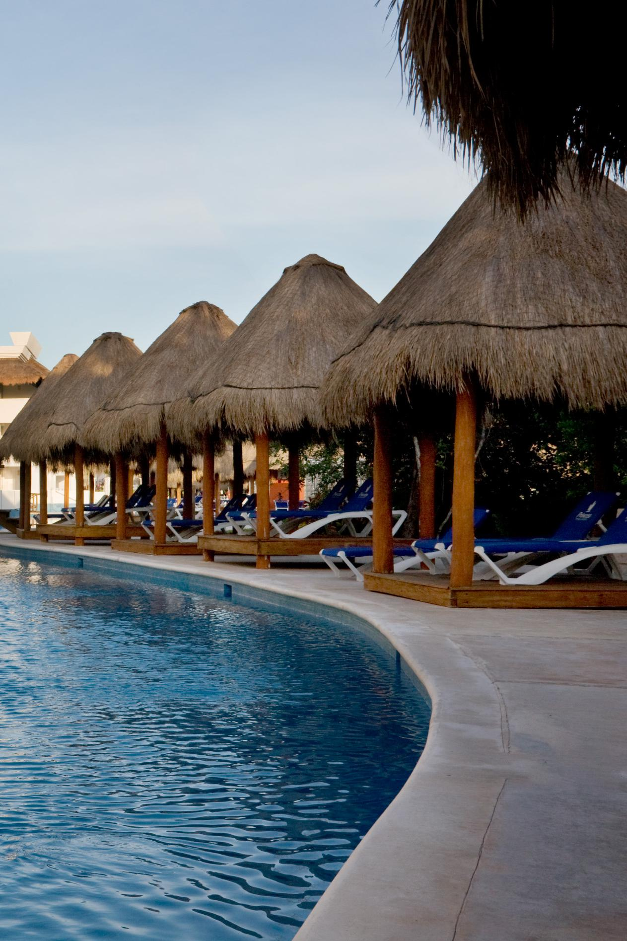 Grand Sunset Princess Weddings Top Wedding Venues In Mexico