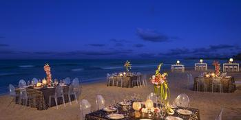 Now Jade Riviera Cancun weddings in Puerto Morelos, Q.R. None