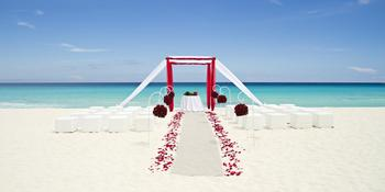 Sandos Cancun Lifestyle Resort weddings in Cancún, Q.R. None
