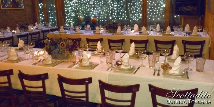 Scottadito Osteria Toscana wedding venue picture 5 of 16 - Provided by: Scottadito Osteria Toscana
