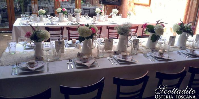 Scottadito Osteria Toscana wedding venue picture 6 of 16 - Provided by: Scottadito Osteria Toscana
