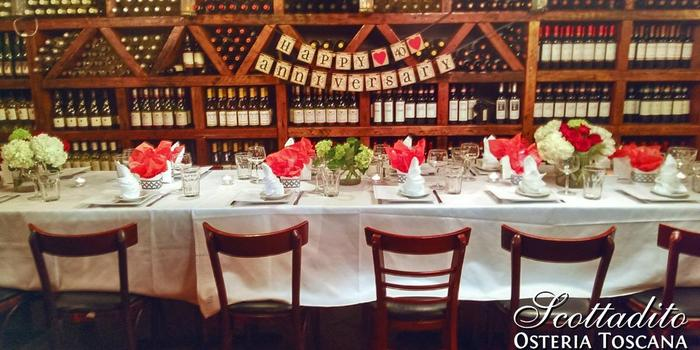 Scottadito Osteria Toscana wedding venue picture 8 of 16 - Provided by: Scottadito Osteria Toscana