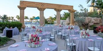 The Reef Atlantis weddings in Paradise Island None