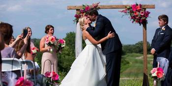 Vista 154 at Ironhorse Golf Club weddings in Leawood KS
