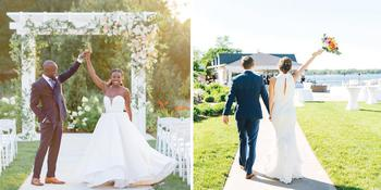 Bay Pointe weddings in Shelbyville MI