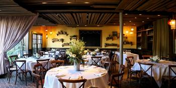Tin Roof Bistro rehearsal dinners and bridal showerss in Los Angeles CA