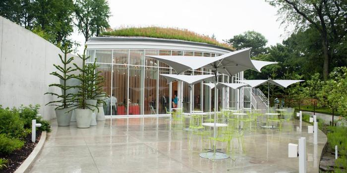 The Atrium At Brooklyn Botanic Garden Weddings