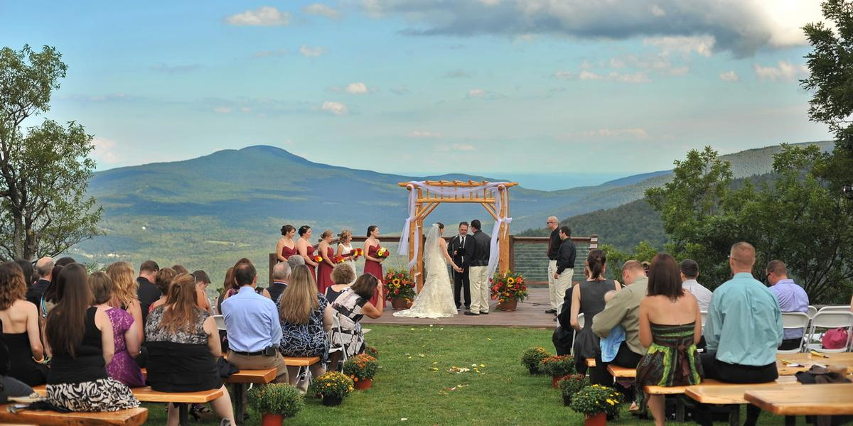 Mountain Wedding Venues: Hunter Mountain Resort Weddings