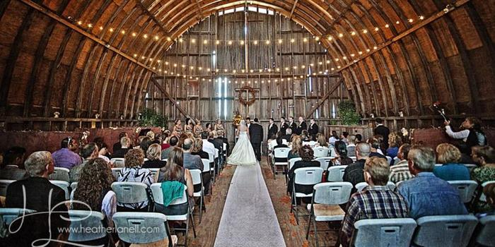 Barn at Allen Acres Weddings | Get Prices for Wedding ...