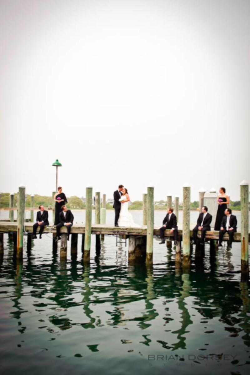 Montauk Yacht Club Resort and Marina wedding venue picture 5 of 11 - Photo by: Brian Dorsey Photography
