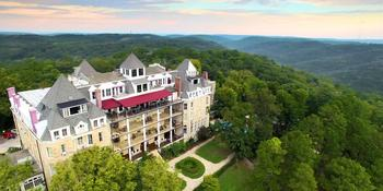 1886 Crescent Hotel & Spa weddings in Eureka Springs AR