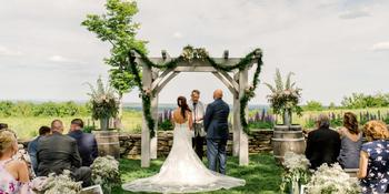 Beech Hill Barn weddings in Pittston ME