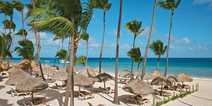 Dreams Palm Beach Punta Cana wedding Dominican Republic