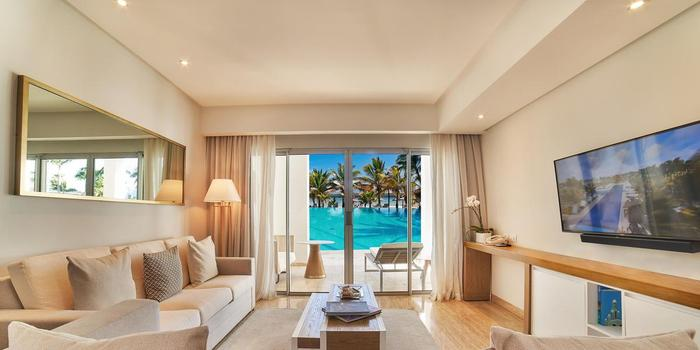 The Grand Reserve at Paradisus Palma Real wedding Dominican Republic
