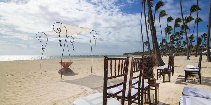 Hotel Paradisus Palma Real wedding Dominican Republic
