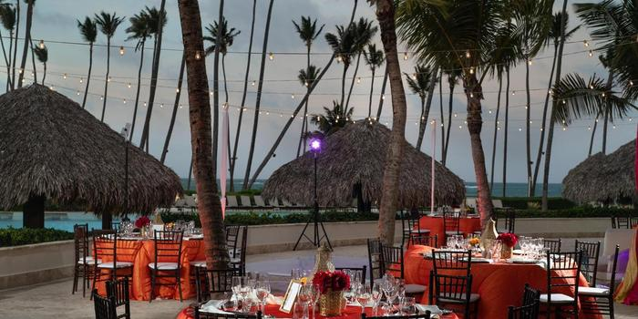 Hotel Paradisus Palma Real wedding Dominican Republic