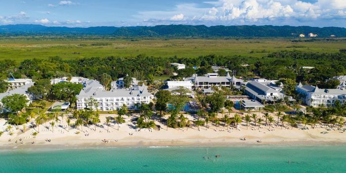 Riu Palace Tropical Bay wedding Jamaica