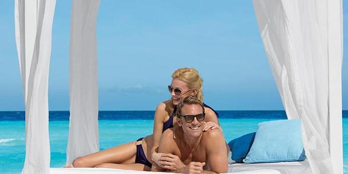 Dreams Sands Cancun Resort & Spa wedding Mexico