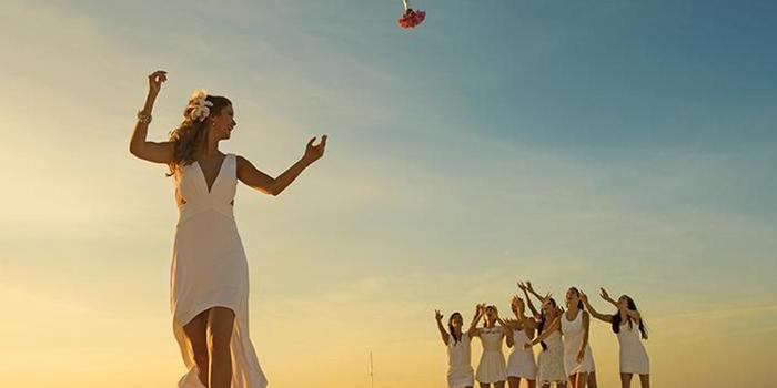 Dreams Sands Cancun Resort & Spa wedding Mexico