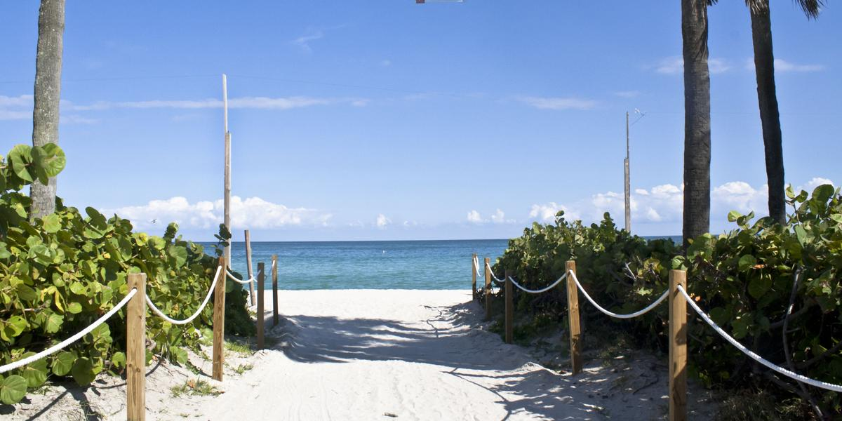 Miami Beach Indian Beach Park Weddings