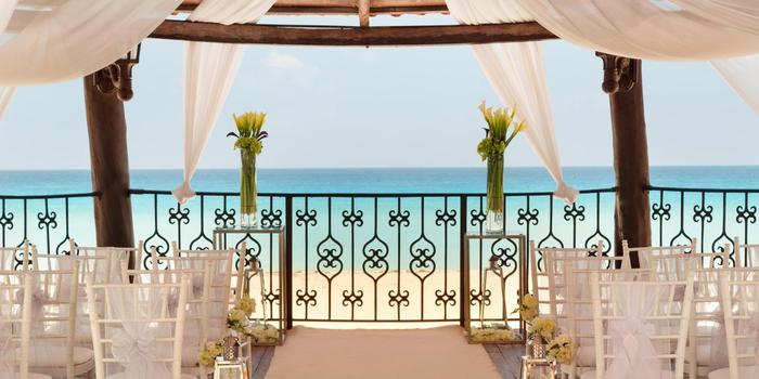 Hyatt Zilara Cancun wedding Mexico