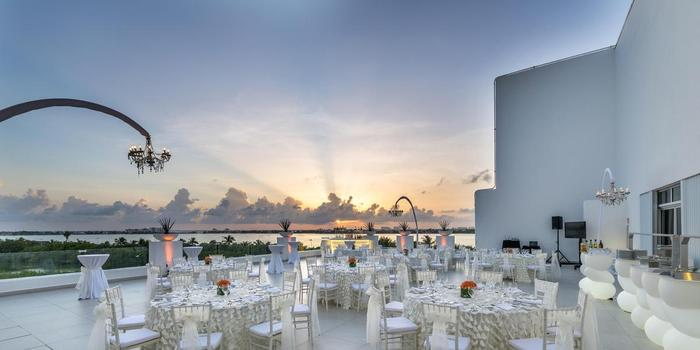 Le Blanc Spa Resort Cancun wedding Mexico