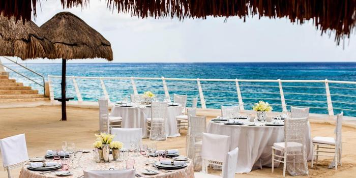 Cozumel Palace wedding Mexico
