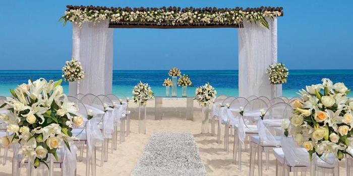 Secrets Aura Cozumel wedding Mexico