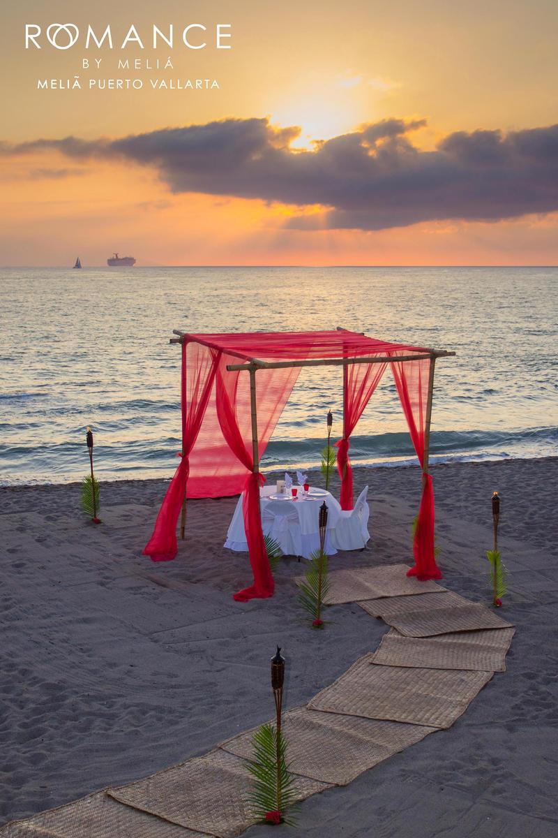 Melia Puerto Vallarta All Inclusive Weddings Top Wedding