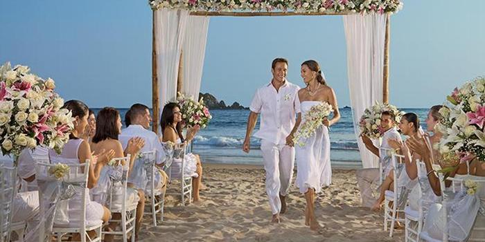 Sunscape Puerto Vallarta Resort & Spa wedding Mexico