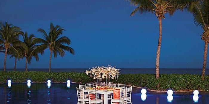 Zoetry Paraiso de la Bonita Riviera Maya wedding Mexico