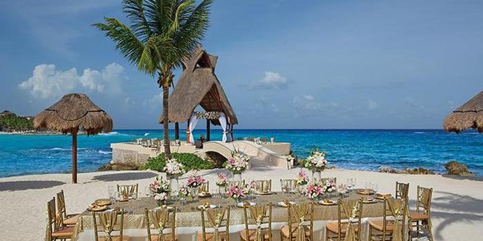 Dreams Puerto Aventuras Resort & Spa wedding Mexico