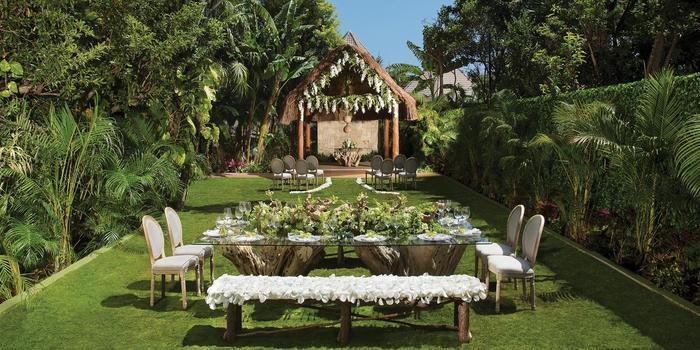 Dreams Tulum Resort & Spa wedding Mexico