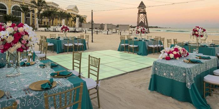 Iberostar Grand Paraiso wedding Mexico