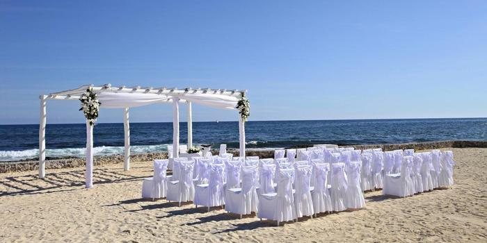 Luxury Bahia Principe Akumal wedding Mexico
