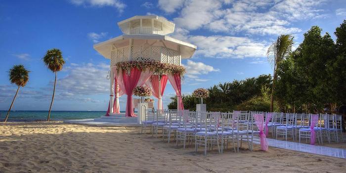 Paradisus Playa del Carmen La Esmeralda wedding Mexico