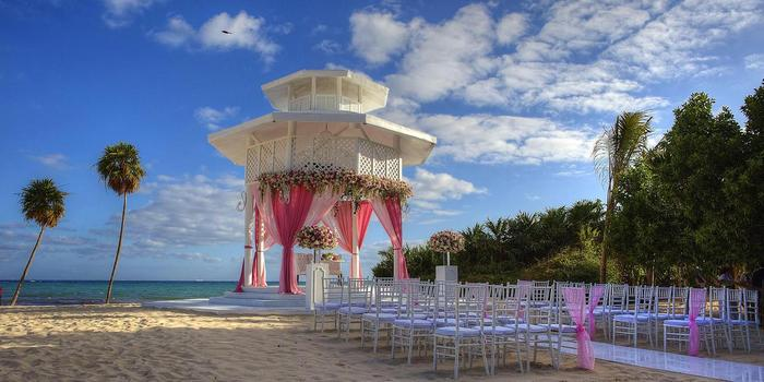 Paradisus Playa del Carmen La Perla wedding Mexico