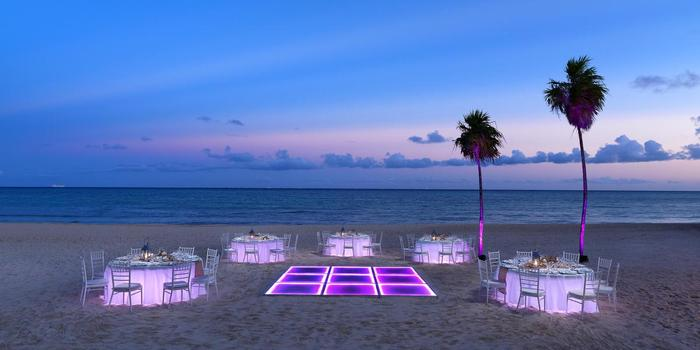 Paradisus Playa del Carmen La Perla wedding Mexico