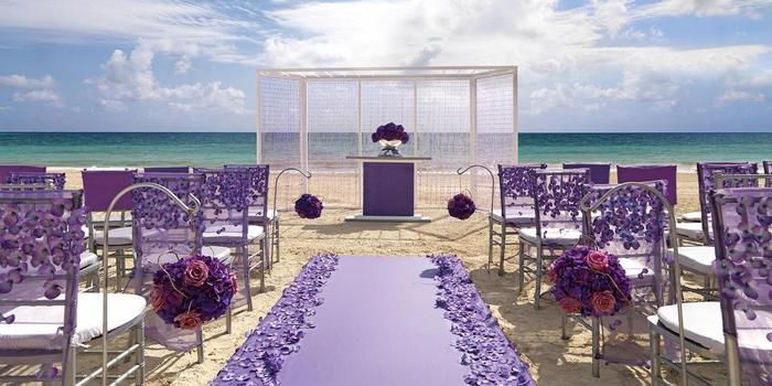 Playacar Palace wedding Mexico