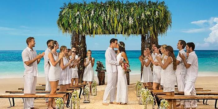 Secrets Maroma Beach Riviera Cancun wedding Mexico