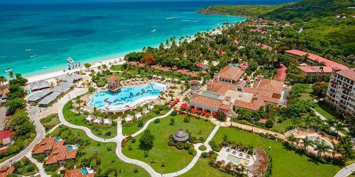 Sandals Grande Antigua Resort & Spa wedding Caribbean Islands
