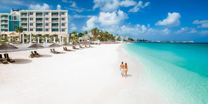 Sandals Royal Bahamian wedding Caribbean Islands