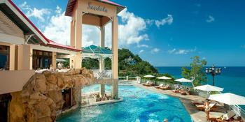 Sandals Regency La Toc Golf Resort & Spa weddings in Castries None
