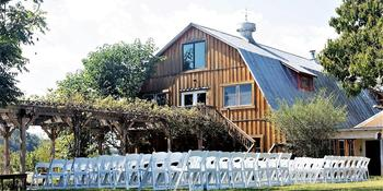 Heartstone Lodge and Retreat Center weddings in Lexington VA