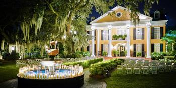 Southern Oaks Plantation weddings in New Orleans LA