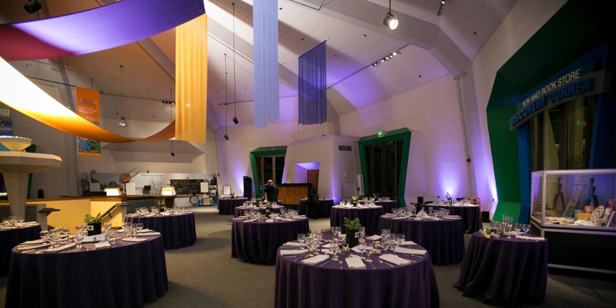 Lawrence hall wedding