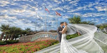 Margaritaville Resort Orlando weddings in Kissimmee FL