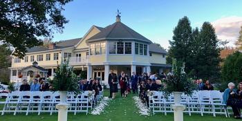 Butternut Farm Golf Club weddings in Stow MA