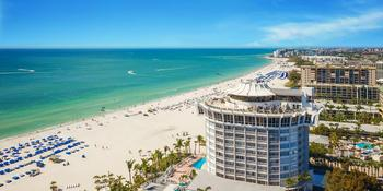 Grand Plaza Beach Resort weddings in St. Pete Beach FL