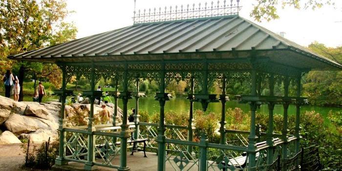 Central Park: Ladies Pavilion Weddings | Get Prices for ...